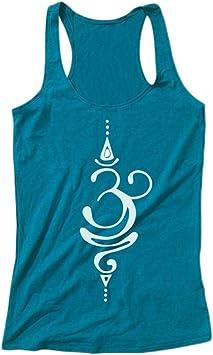 MINXINWY Camisetas Mujer Tirantes Deporte, 2019 Blusas de Mujer Transpirable Crop Tops Que Absorbe el Sudor Camisetas de Yoga Correr Crop Tops Slim Fit Logotipo de Moda del Tatuaje Chaleco: Amazon.es: Deportes