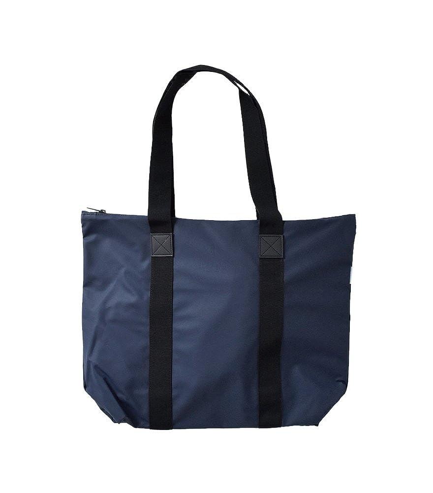 (レインズ) RAINS トートバッグ ラッシュ tote-bag-rush B01GUPE33I  ブルー One Size