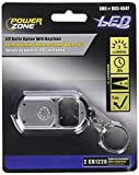 POWER ZONE FT-ORG24 Flashlight LED Keychain Bottle Opener