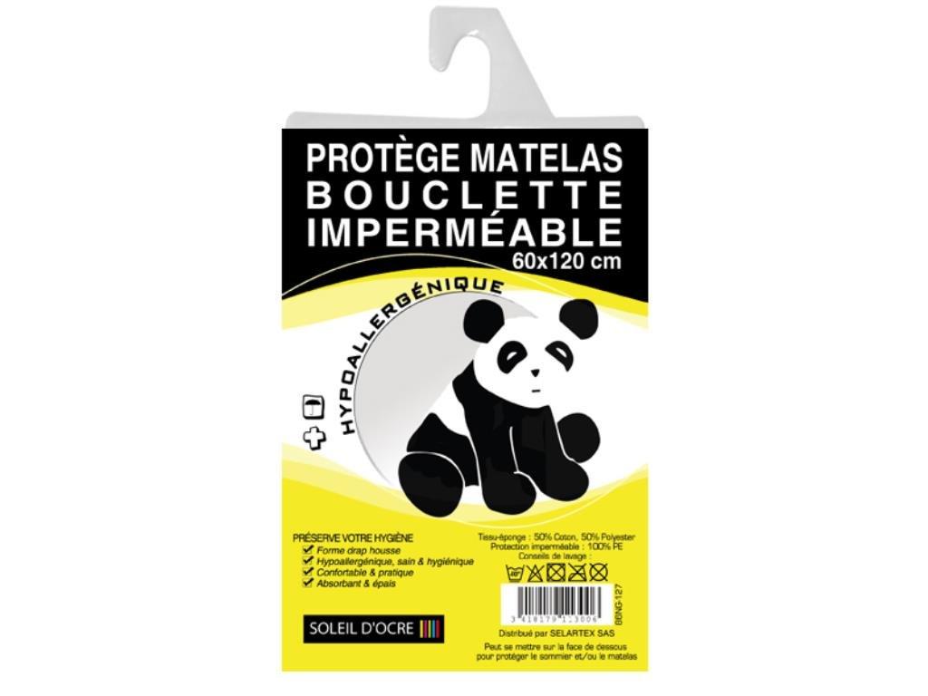 Soleil d'ocre Proteggi-materasso impermeabile per lettino Prezzi offerte