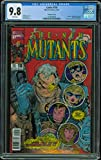 #9: CABLE #150 CGC 9.8 NM/MT LENTICULAR COVER NEW MUTANTS 87 ROB LIEFELD