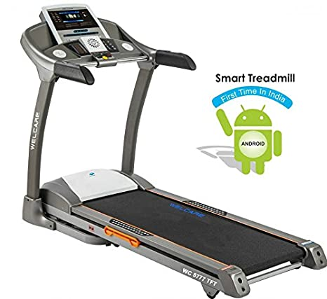 ec70507680 Buy Welcare Motorized Treadmill WC5777 AC Smart Treadmill 2HP ...