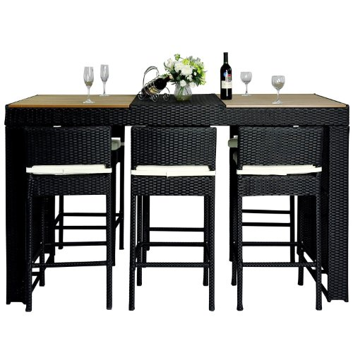 bartisch rattan bestseller shop f r m bel und einrichtungen. Black Bedroom Furniture Sets. Home Design Ideas