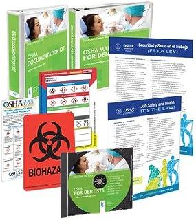 amazon com 2018 osha made easy osha ghs compliance manual for rh amazon com Dental Instrument Sterilization OSHA Dental Infection Control