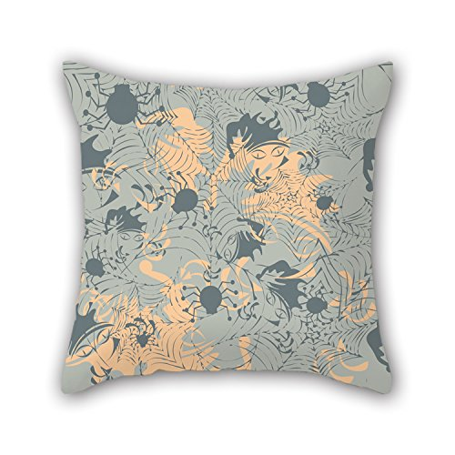 Glo Bug Bead (PILLO Cushion Cases Of Colorful Geometry 20 X 20 Inches / 50 By 50 Cm,best Fit For Lover,chair,teens,monther,drawing Room,wedding Twice)