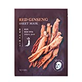 3d Sheet Mask Missha Missha Red Ginseng 3D Sheet Sample Masks 30pc Set Value Set