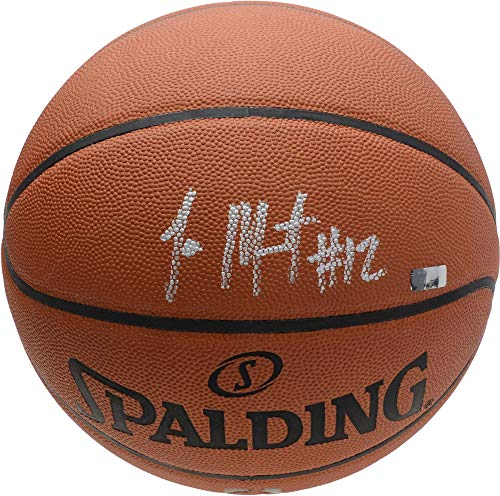 Ja Morant Autographed Official NBA Leather Game Basketball - Panini Authenticated - Fanatics Authentic Certified ()