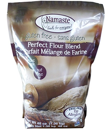 (Namaste Foods, Gluten Free Perfect Flour Blend, 48-Ounce Bags (Pack of 6))
