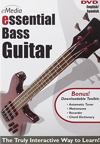 eMedia Essential Bass Guitar