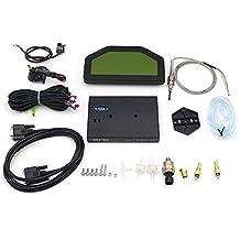 SINCO TECH 6.5 inch LCD Race Car Dashboard Full Sensor Kit