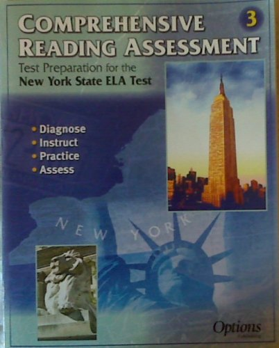 Comprehensive Reading Assessment (Test Preparation for the New York State ELA Test, Grade 3, New York Edition Grade 3)