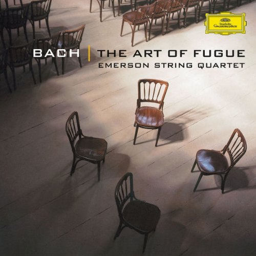 Price comparison product image Bach: Art of Fugue for String Quartet