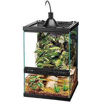 Amazon com : Aqua Culture 10 Gallon Reptile Kit : Pet Supplies