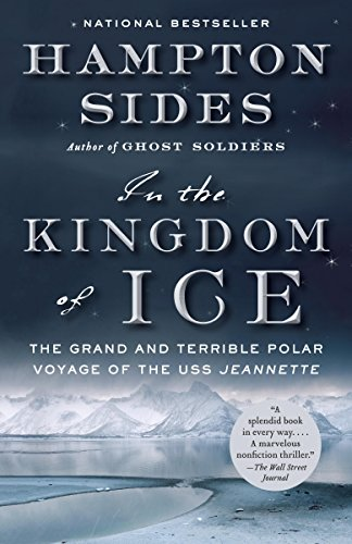 Horn Ice (In the Kingdom of Ice: The Grand and Terrible Polar Voyage of the USS Jeannette)