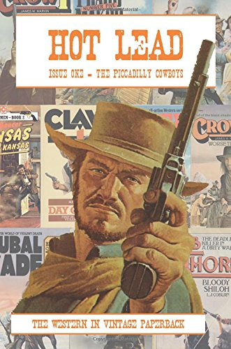 Vintage Lead - Hot Lead issue one: The fanzine of vintage western paperbacks (Volume 1)