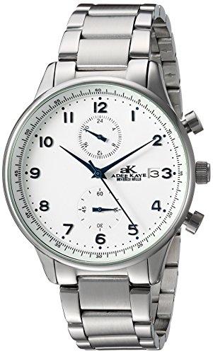 Adee Kaye Men's Quartz Stainless Steel F - Regulator Mens Wrist Watch Shopping Results