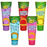 Crayola Bathtub Finger Paint Soap 5 Pack New Vibrant Colors