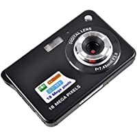 PowerLead 2.7inch 18MP Mini Digital Camera 8x Digital Zoom