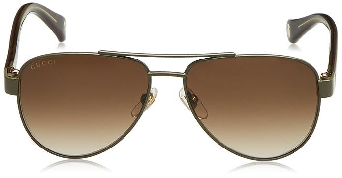 Gucci Gafas de Sol JUNIOR GG 5501/C/S CC GKE Verde/Violeta: Amazon.es: Ropa y accesorios