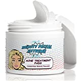 Acne Treatment - Acne pads that contain alpha beta, glycolic, salicylic, and lactic acids. Minimize pores, and clears away pimples, whiteheads, & blackheads for face & body. Stay Acnefree. 60 pads.