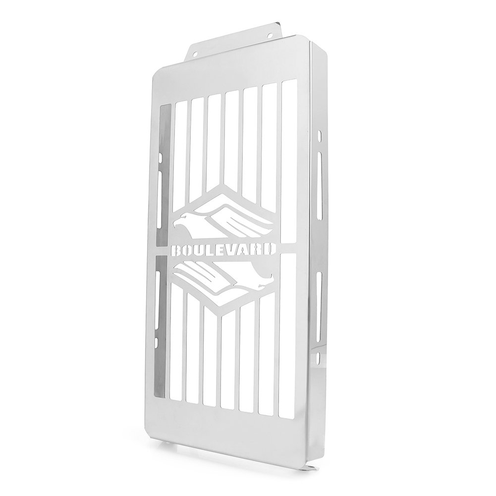 Protector de acero inoxidable para radiador Boulevard C50 M50 2005-2016//Intruder VL800 Volusia 2001-2004 GZYF
