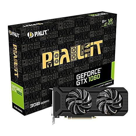 Palit NVidia GeForce GTX Dual de 1060 3 GB tarjeta gráfica ...