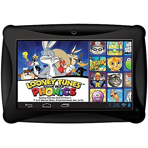 ClickN KIDS Tablet 8GB Memory 7 | CKP774-BL Coupons