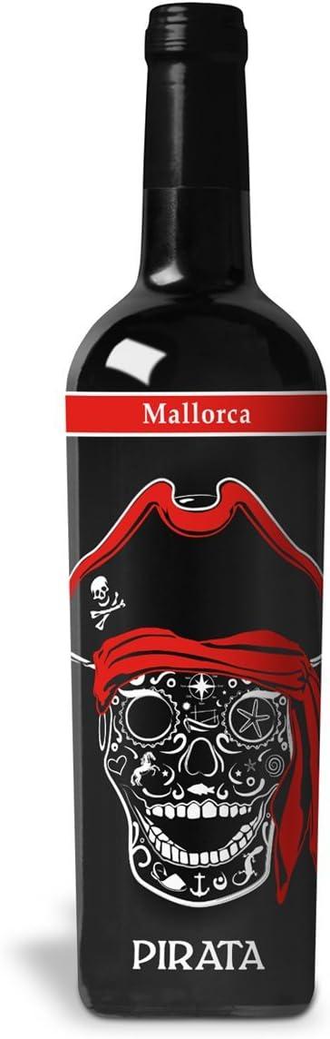 Vino Tinto Iberians Pirata -Edición Limitada- (Mallorca): Amazon.es: Alimentación y bebidas