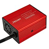 Jtron 150W Power Inverter DC 12V To 110V AC Car Inverter With 3.1A Dual USB Car Adapter Car Charger (150W)