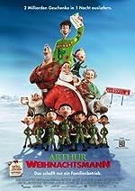 Filmcover Arthur Weihnachtsmann