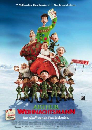 Arthur Weihnachtsmann Film