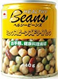 Maruha Nichiro mix beans dry pack 140gX6 cans pack