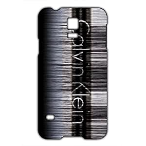 CK Logo Calvin Klein Back Cover For Samsung Galaxy S5mini 3D Hard Plastic Case