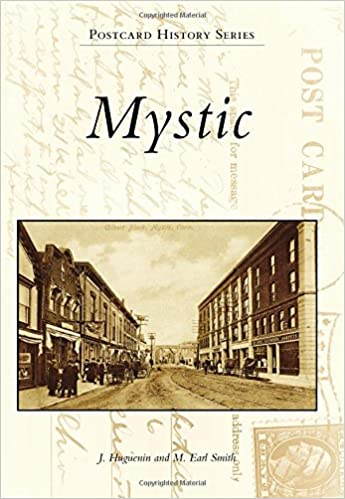 Mystic by Huguenin and Smith book cover