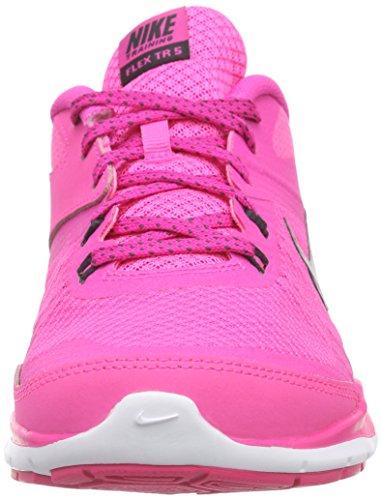 Nike Womens Flex Trainer 5 Shoe Pink Power Anthracite White 601 6ZkZ2h2