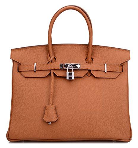 ainifeel-womens-padlock-handbags-with-silver-hardware-35cm-brown