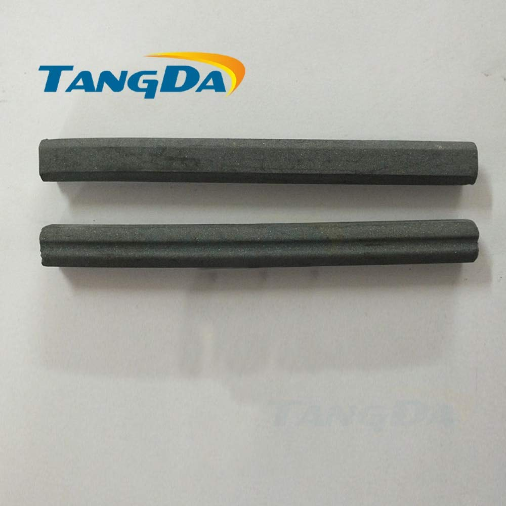 Maslin 15140mm ferrite Bead cores Rod core ODHT 15 140 mm Soft SMPS RF ferrite inductance HF Welding Magnetic bar High Frequency