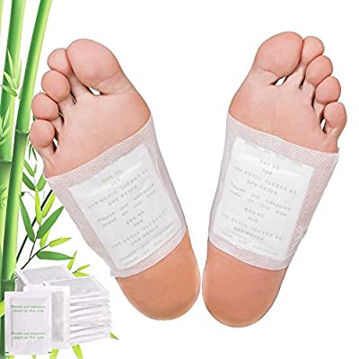 Bestrice 100pcs Adhesives Pads Sheet Pain Relief Foot Care Keeping Fit Health Care