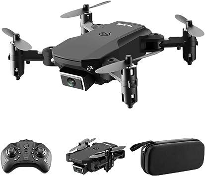 Opinión sobre GoolRC S66 RC Drone con cámara 4K Drone Cámara Dual Posicionamiento de Flujo óptico WiFi FPV Drone Modo sin Cabeza Altitude Hold Gesture Photo Video Track Flight 3D FILP RC Qudcopter Bolsa portátil