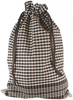 CAL FUSTER - Bolsa para el pan en tela de fardo, 100% algodón ...