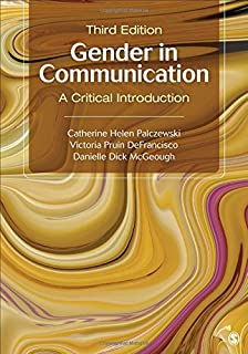 Amazon gender in communication a critical introduction gender in communication a critical introduction fandeluxe Choice Image