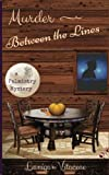 img - for Murder Between the Lines (A Palmistry Mystery) (Volume 2) book / textbook / text book