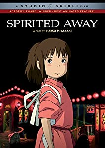Spirited Away from GKIDS presents a Studio Ghibli film