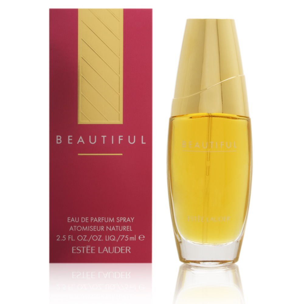 Beautiful By Estee Lauder For Women. Eau De Parfum Spray 2.5 Ounces by Estee Lauder