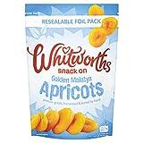 Whitworths Snack on Golden Malatya Apricots, 140g