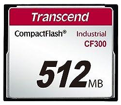 Transcend Information 512mb Compact Flash Card Cf300 Cf Card