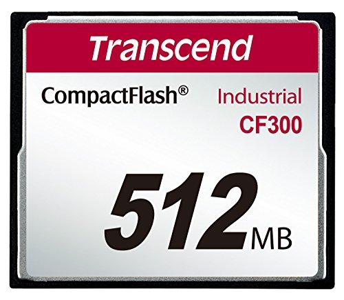 (Transcend Information 512mb Compact Flash Card Cf300 Cf Card )
