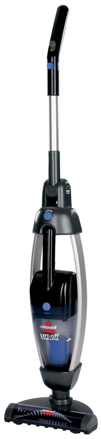Bissell Cordless Vacuum Cleaner with Detachable Vacuum and Two Way Folding Handle