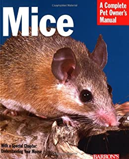 Squeaks guide to caring for your pet rats or mice pets guides mice complete pet owners manuals fandeluxe Image collections