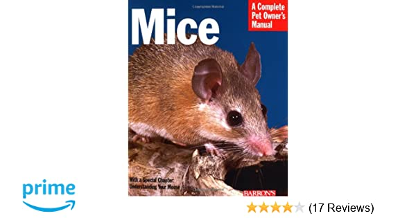 Mice complete pet owners manuals sharon vanderlip 0027011018121 mice complete pet owners manuals sharon vanderlip 0027011018121 amazon books fandeluxe Gallery